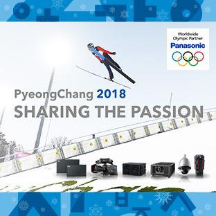 PyeongChang 2018 SHARING THE PASSION