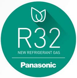 Panasonic R32 NEW REFRIGERANT GAS