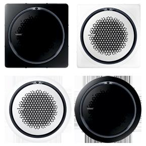 Полупромышленные кондиционеры Samsung Серия 360°
