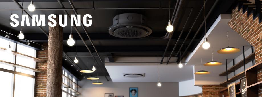 Полупромышленные сплит-системы Samsung