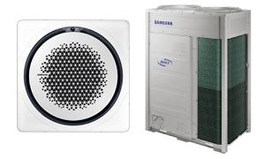 VRF-системы кондиционирования Samsung